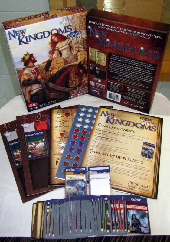 Upon a Fable: New Kingdoms - Click pe Imagine pentru a Inchide