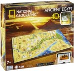 4D National Geographic Ancient Egypt Cityscape Puzzle