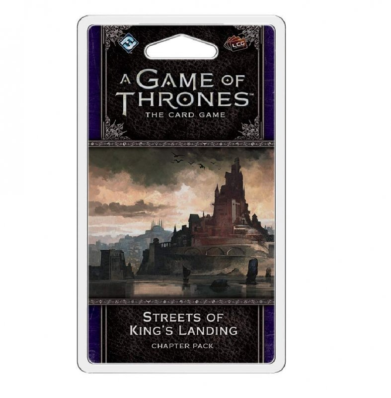A Game of Thrones: The Card Game 2nd - Streets of King's Landing - Click pe Imagine pentru a Inchide