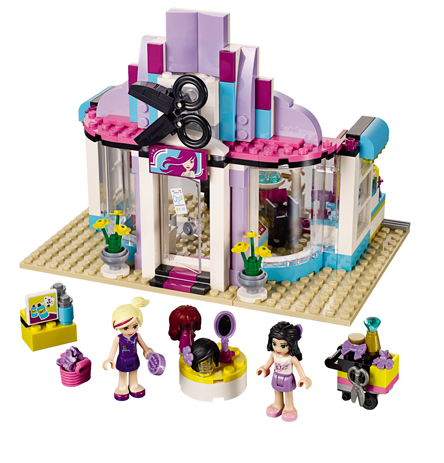 Salonul De Coafura Din Heartlake Lego Friends 159 Ron Regatul