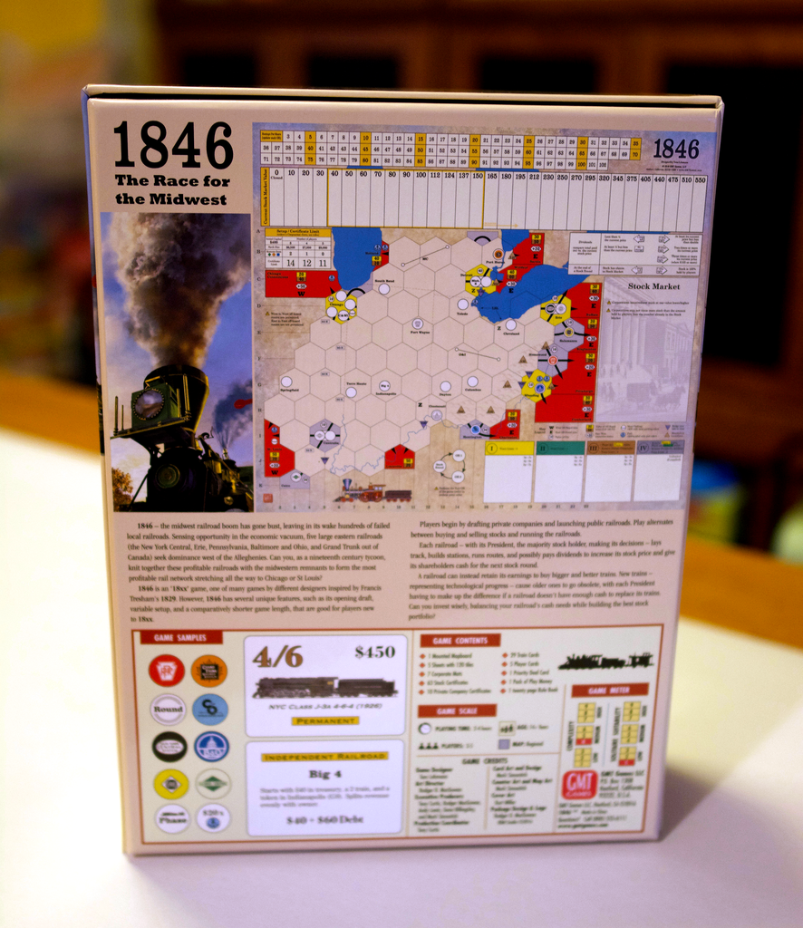 1846: The Race for the Midwest (2016 Edition)