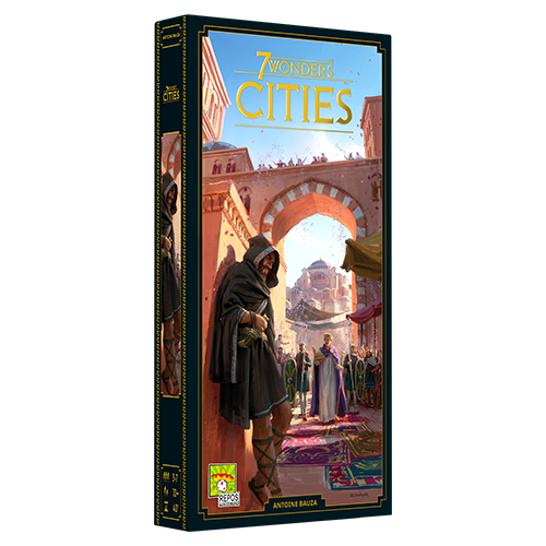 7 Wonders (Second Edition): Cities