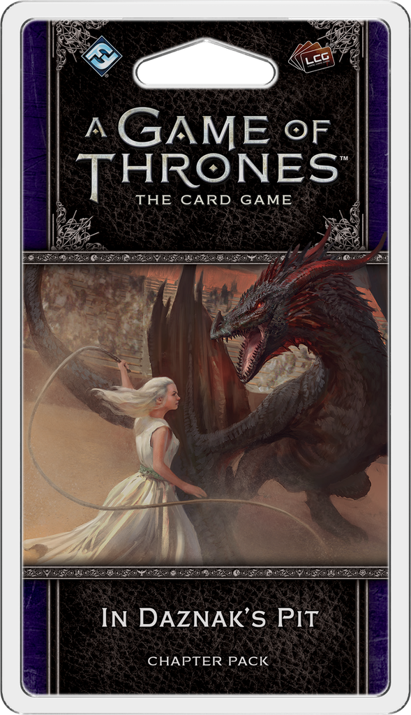 A Game of Thrones: The Card Game 2nd Edition – In Daznak's Pit