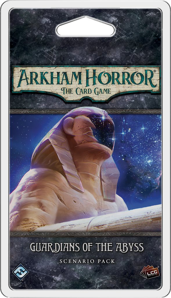 Arkham Horror: The Card Game – Guardians of the Abyss