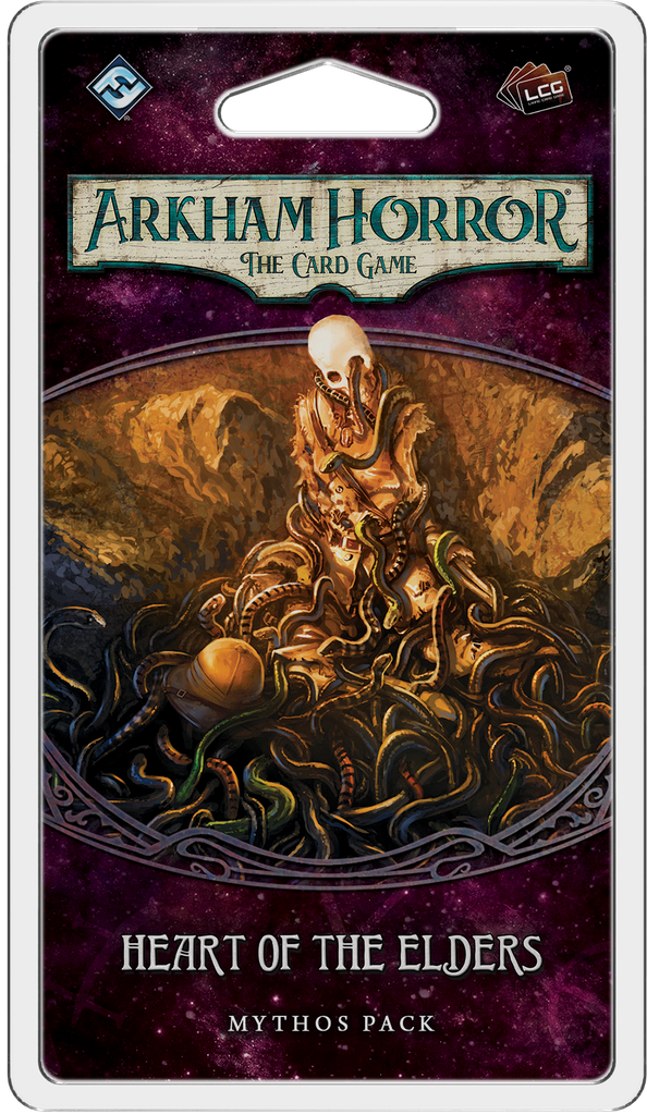 Arkham Horror: The Card Game – Heart of the Elders