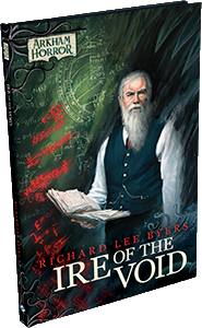 Arkham Horror: The Card Game – Norman Withers + Ire of the Void