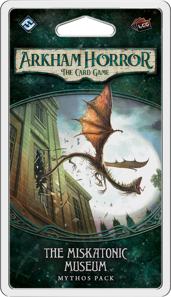 Arkham Horror: The Card Game –The Miskatonic Museum: Mythos Pack