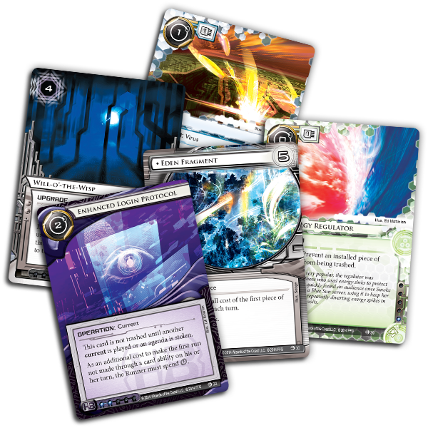 Android: Netrunner – The Spaces Between