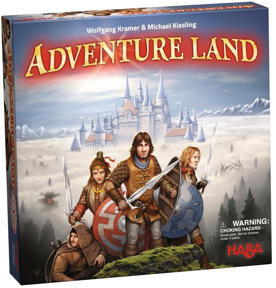 Adventure Land (French - German Edition)