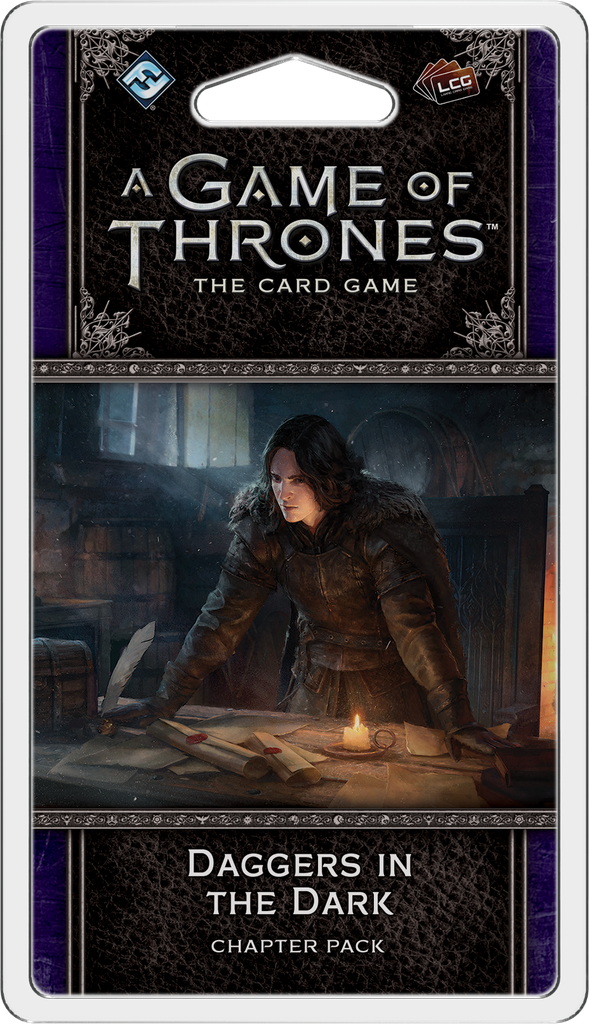 A Game of Thrones: The Card Game – Daggers in the Dark