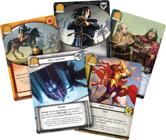 A Game of Thrones: The Card Game 2nd Ed – The King's Peace