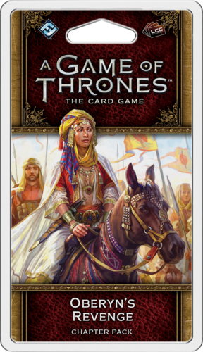 A Game of Thrones: The Card Game 2nd Ed – Oberyn's Revenge