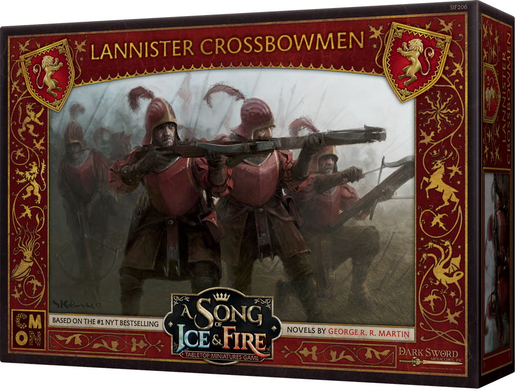 A Song of Ice & Fire: Lannister Crosbowmen