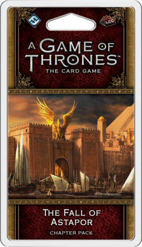 A Game of Thrones: The Card Game 2nd Ed –The Fall of Astopor