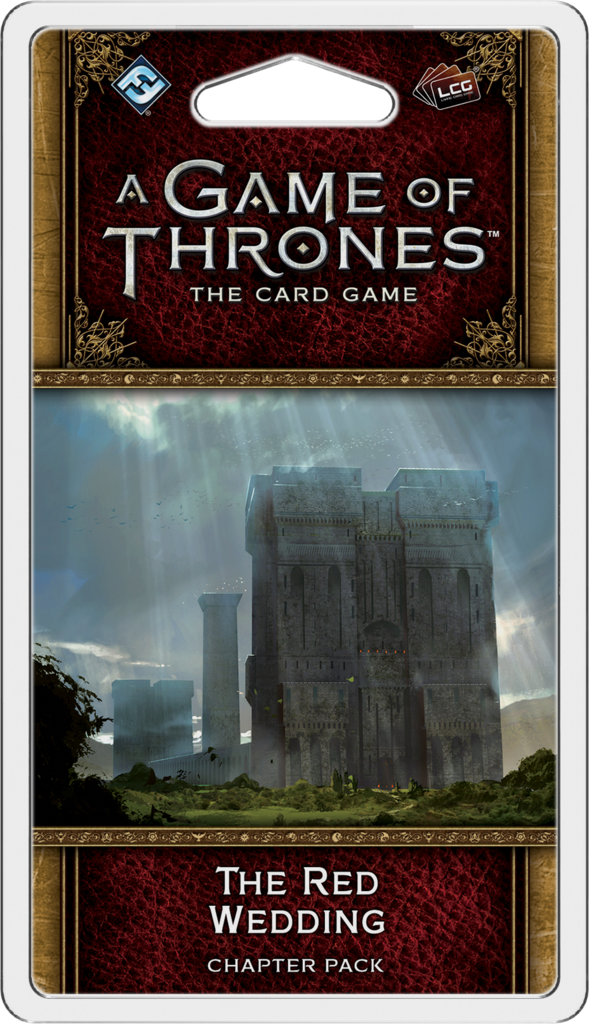 A Game of Thrones: The Card Game 2nd Ed – The Red Wedding