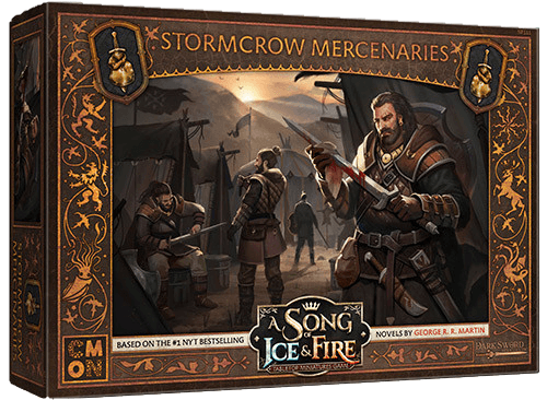 A Song of Fire & Ice: Miniatures Game – Neutral Stormcrow