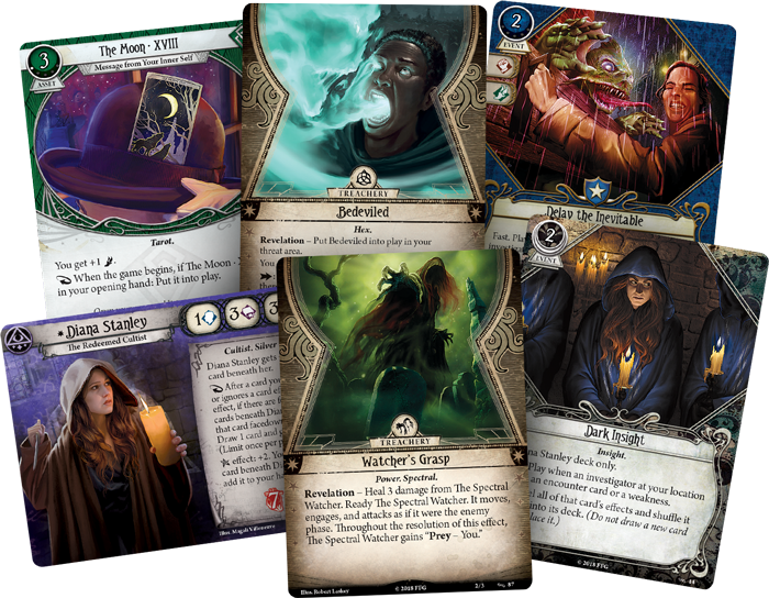 Arkham Horror: The Card Game – The Circle Undone Deluxe Edition