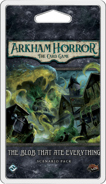 Arkham Horror: The Card Game – The Blob That Ate Everything