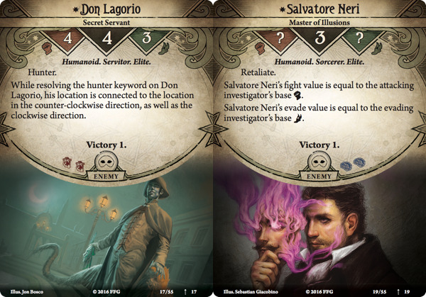 Arkham Horror: The Card Game – Carnevale of Horrors - Click pe Imagine pentru a Inchide