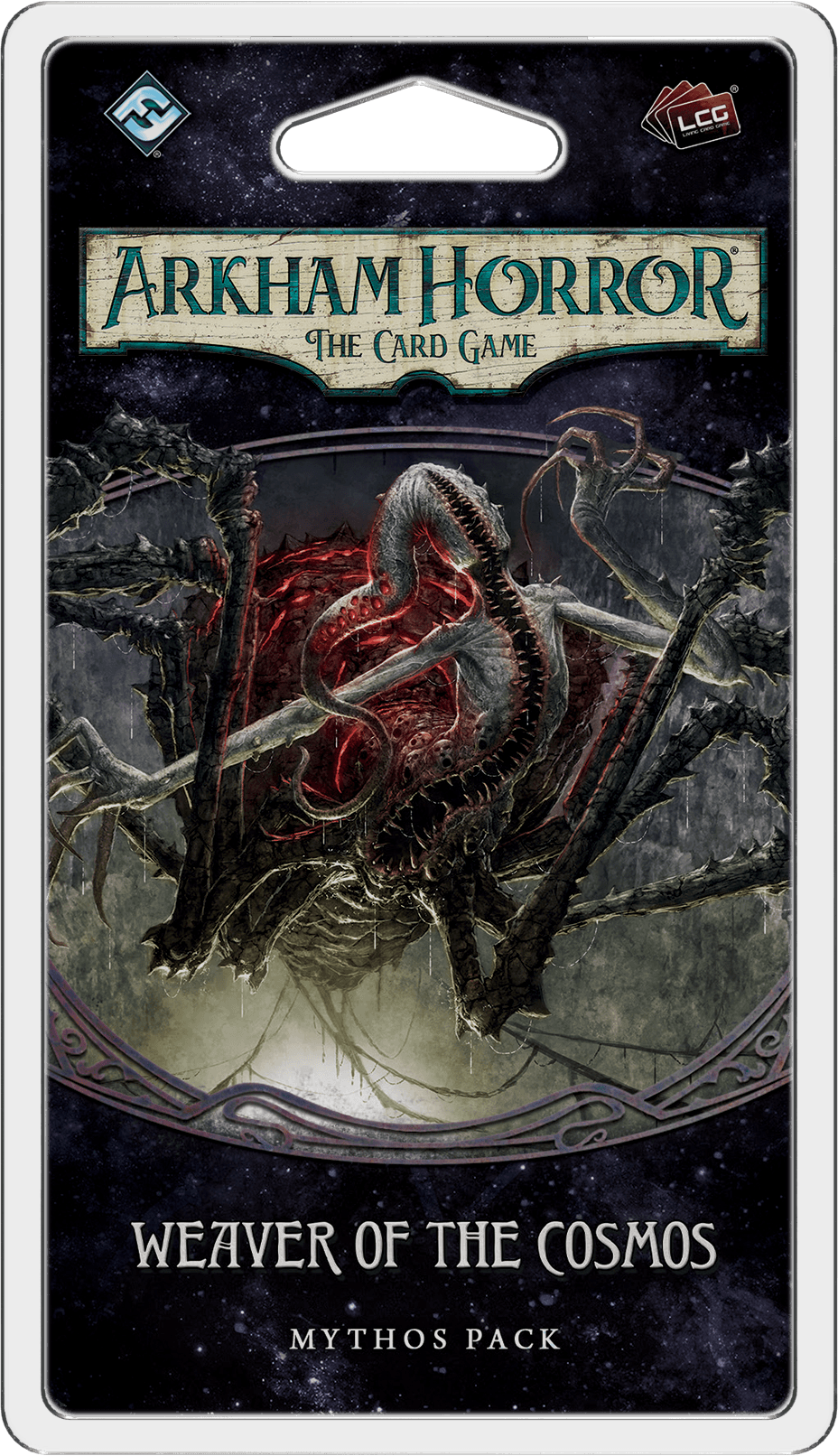 Arkham Horror: The Card Game – Weaver of the Cosmos