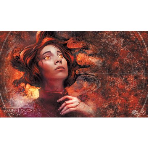 Arkham Horror LCG: Across Space and Time Play Mat - Click pe Imagine pentru a Inchide
