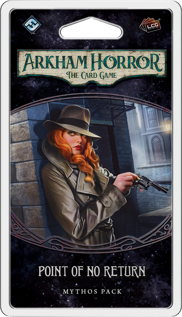 Arkham Horror: The Card Game – Point of No Return: Mythos Pack
