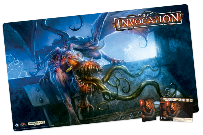 Arkham Horror: The Card Game - Event Kit - Invoke Thy Name