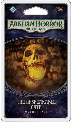 Arkham Horror: The Card Game – The Unspeakable Oath Mythos