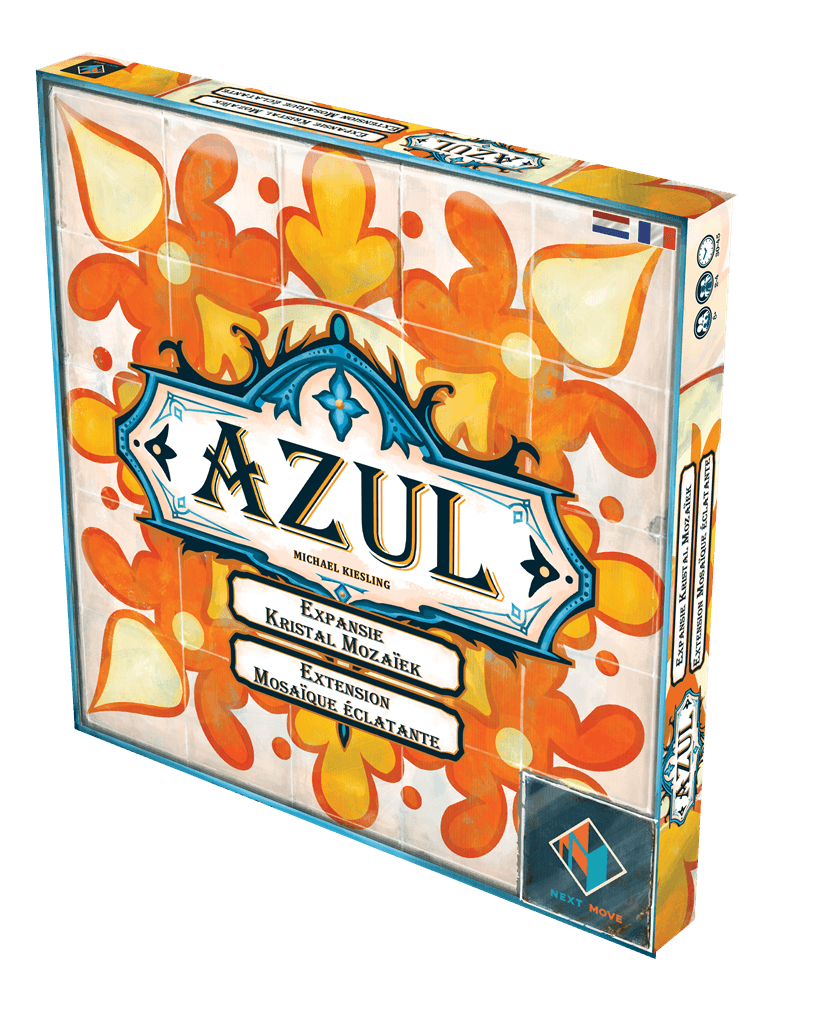 Azul: Crystal Mosaic (French Edition)