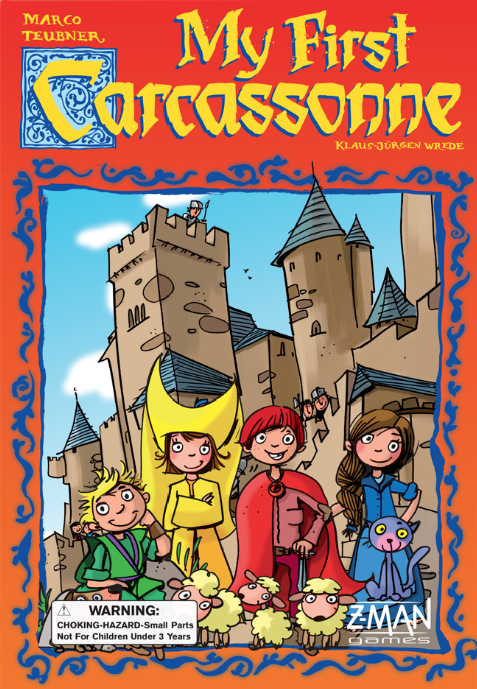 The Kids of Carcassonne aka Carcassonne Junior