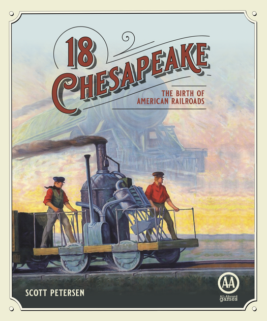 18Chesapeake (Kickstarter Edition)