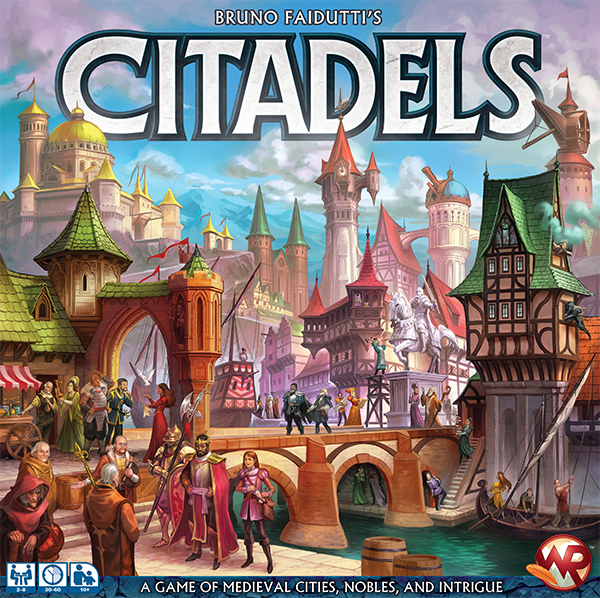 Citadels (2016 English Edition) - Click pe Imagine pentru a Inchide
