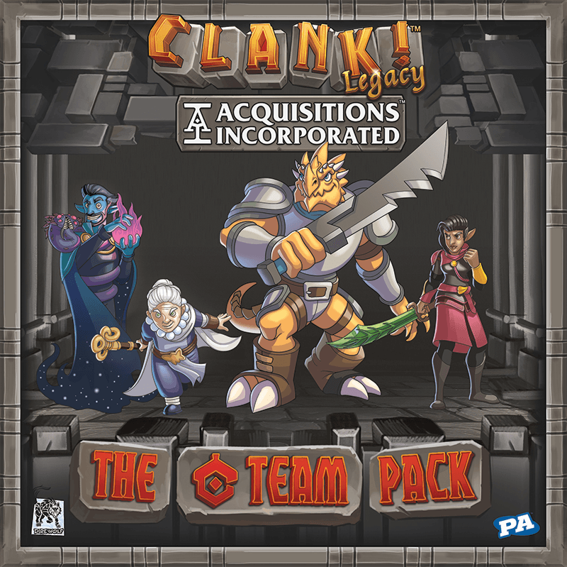 "Clank! Legacy: Acquisitions Incorporated – The ""C"" Team Pack"