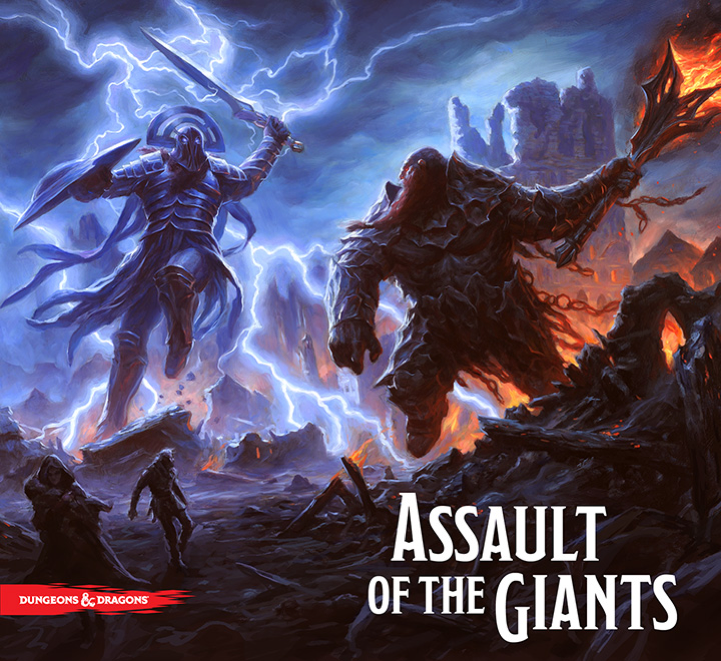 Dungeons and Dragons: Assault of the Giants (Premium Edition)