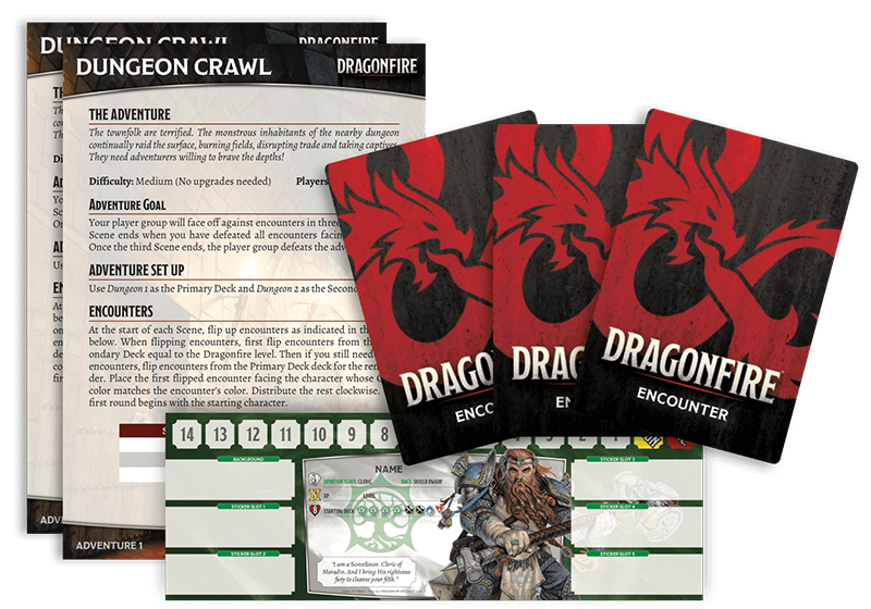 Dungeons and Dragons: Dragonfire
