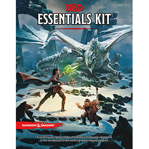 D&D 5th Edition:: Essentials kit