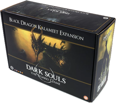 Dark Souls: The Board Game – Black Dragon Kalameet