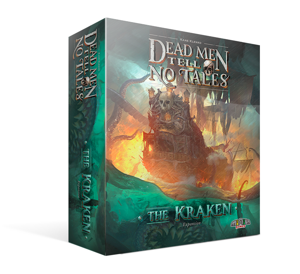 Dead Men Tell No Tales: The Kraken