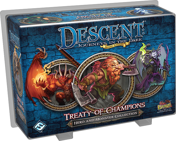 Descent: Journeys in the Dark – Treaty of Champions