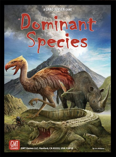 Dominant Species (2018 5th Printing) - Click pe Imagine pentru a Inchide