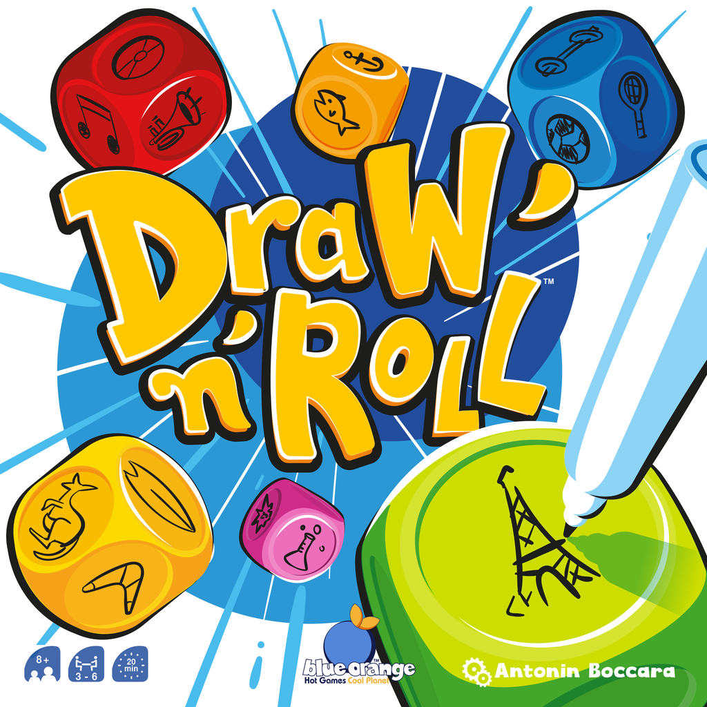 Draw'n'Roll (Multilingual Edition)