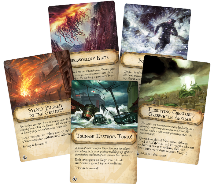Eldritch Horror: Cities in Ruin - Click pe Imagine pentru a Inchide