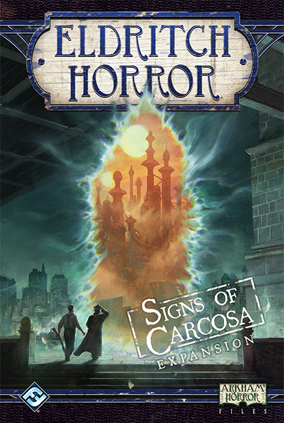 Eldritch Horror: Signs of Carcosa - Click pe Imagine pentru a Inchide