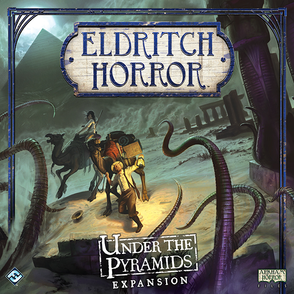 Eldritch Horror: Under the Pyramids - Click pe Imagine pentru a Inchide
