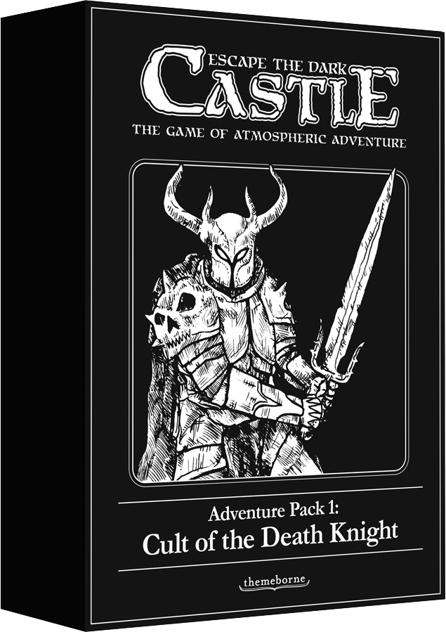 Escape the Dark Castle: Adv Pack 1 - Cult of the Death Knight