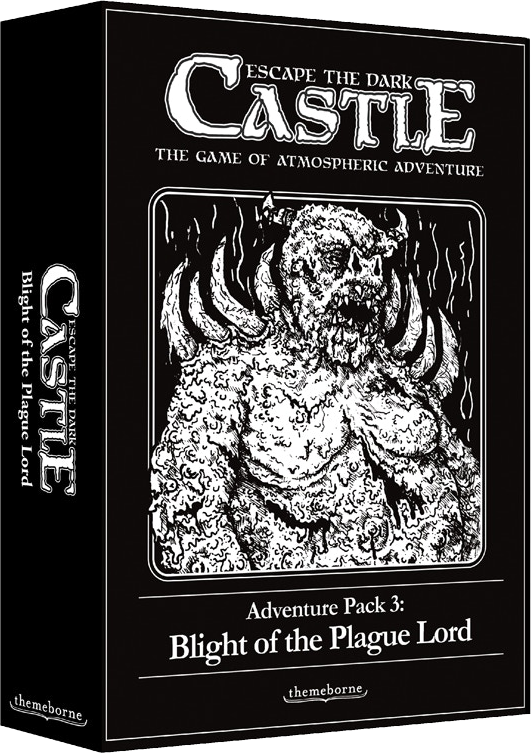 Escape the Dark Castle: Adv Pack 3: Blight of the Plague Lord