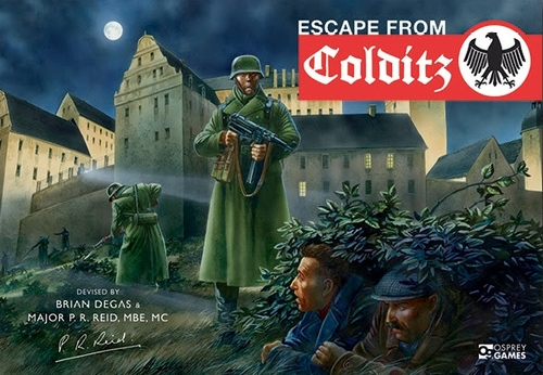 Escape from Colditz - Click pe Imagine pentru a Inchide