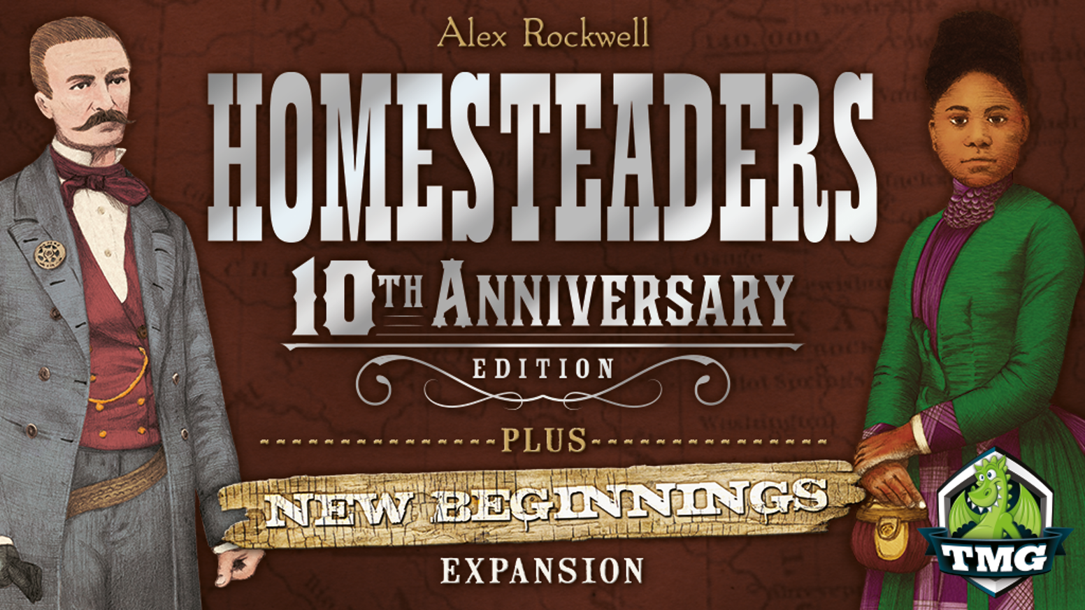 Homesteaders 10th Anniversary Edition + New Beginnings