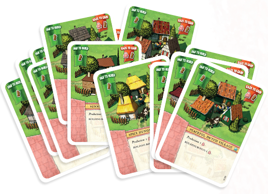 Imperial Settlers: Villages