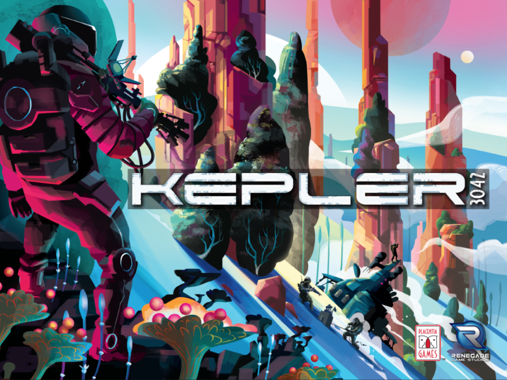 Kepler-3042 (2017 English Edition)